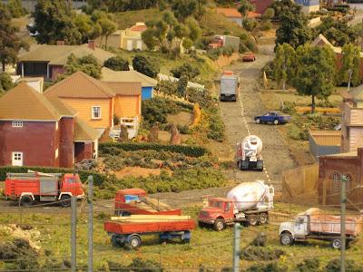 Model Railroad Layout Scene Ideas - Model Train Help