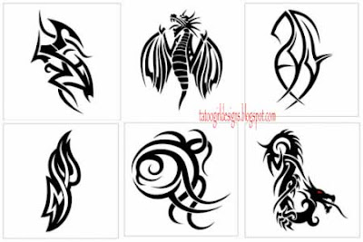 new tatto ideas dragon wings styles