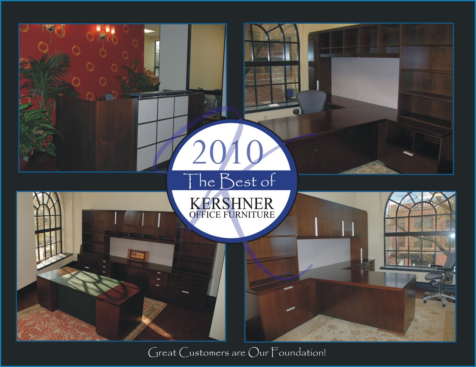 Kershner Office Furniture Great Customers Are Our Foundation