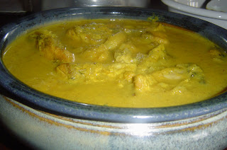 Doi Maach, Fish with Curd, Recipe from Bengal