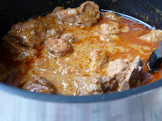 Mutton Rogan Josh, Kashmiri Mutton Dish