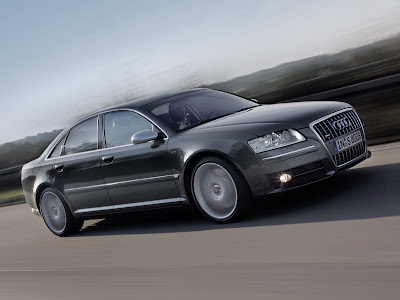 Audi S8 Best Photos