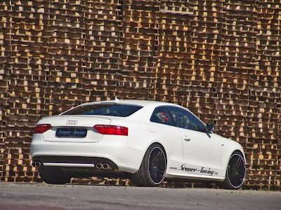 audi a5 wallpapers. New Luxury 2009 Senner Audi A5
