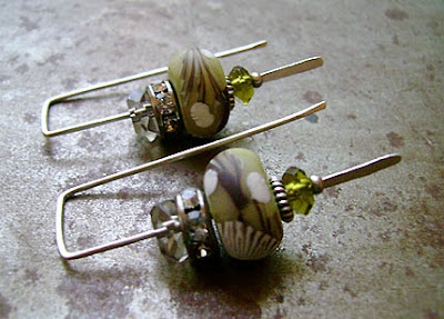 101 WIRE EARRINGS STEP-BY-STEP PROJECTS TECHNIQUES By Peck Denise Mint Condition