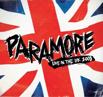 Download  musicasBAIXAR CD Paramore – Live in the UK