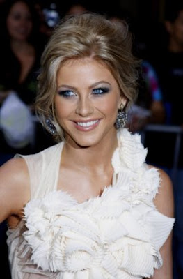Celebrity Formal Modern Updo Hairstyle