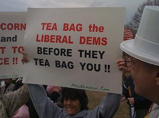money teabag costume lol teabagging larry craig signs brilliant lol