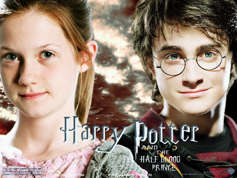 Harry and Ginny is Forever!!Yeah..!!