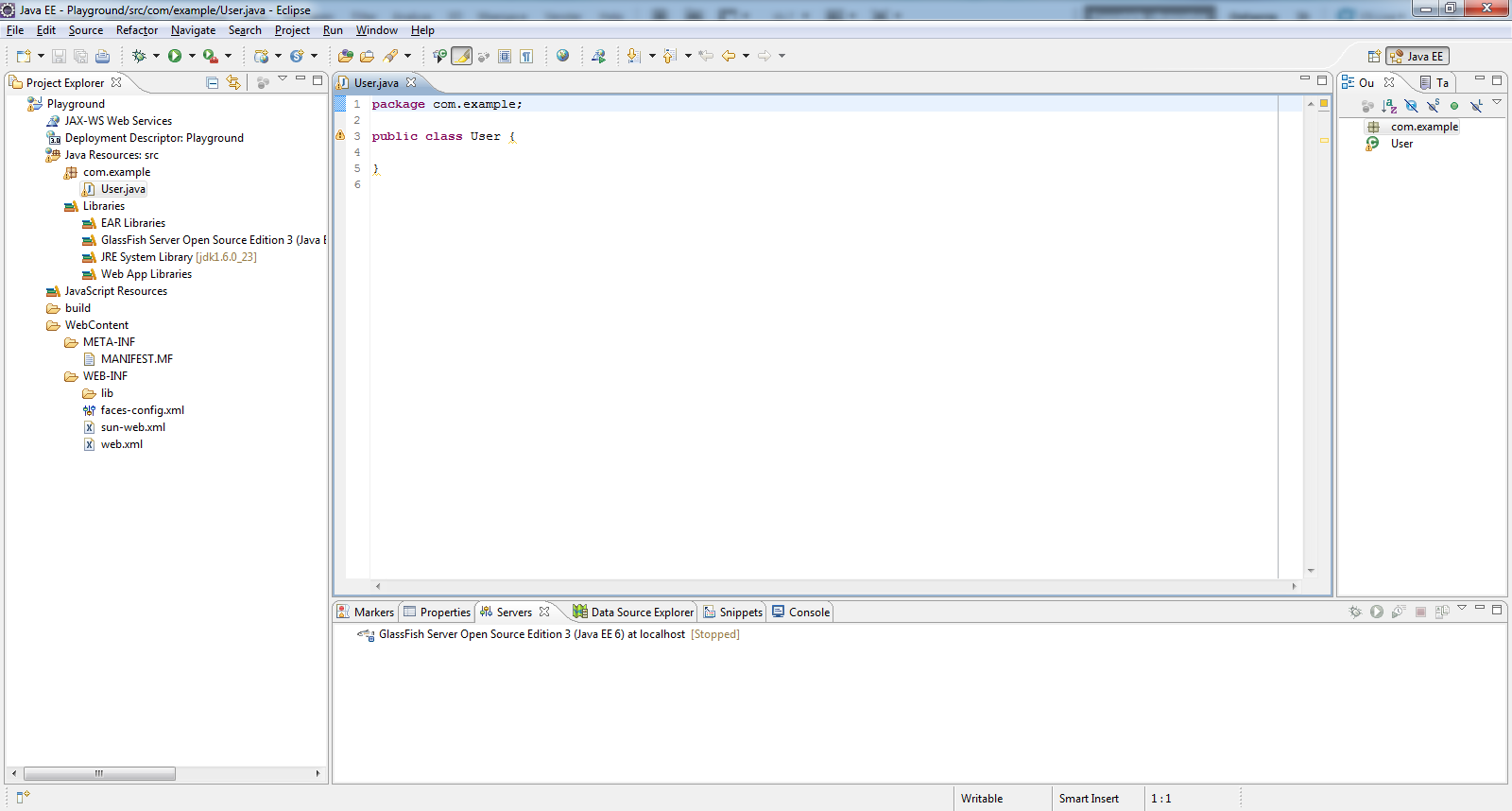 Tomcat Hello World Servlet using Eclipse IDE