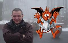ROBERTO MANGOSI : un diavolo di vignettista
