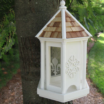 Decorative Bird Feeder