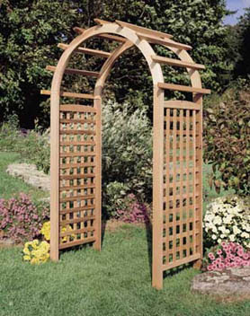 Arbors Garden Gates Design