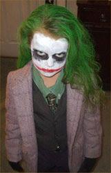 Scary Kids Joker Costume