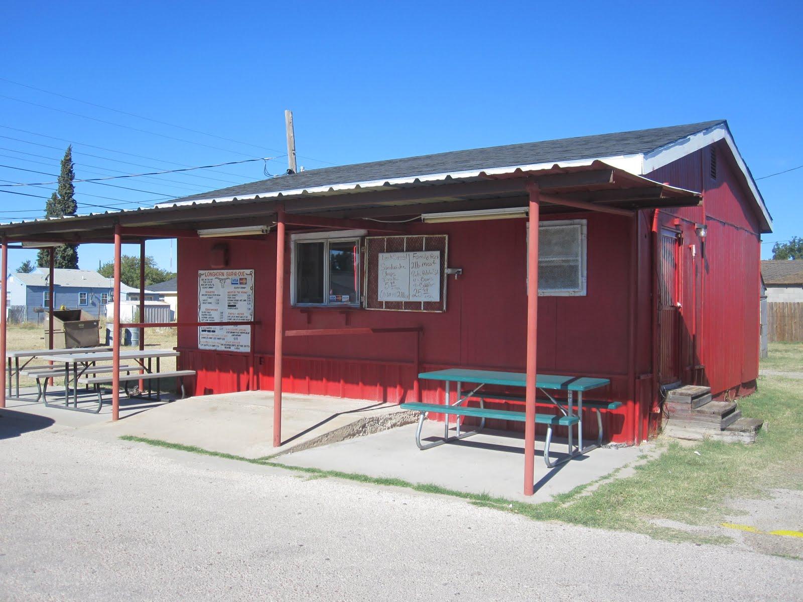 Man Cave Odessa Tx : Man up tales of texas bbq brisket at longhorn bar b q