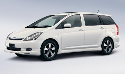 Pictures Of Toyota Wish