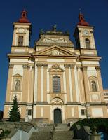 Church of the Annunciation, Sternberk
