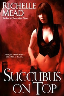 Georgina Kincaid: Succubus On Top