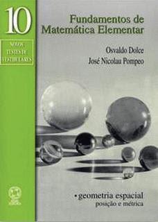 Fundamentos de Matemática Elementar: Geometria Espacial, Posição e Métrica