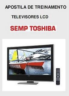 Treinamento de TV LCD Semp Toshiba