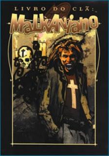 Livro do Clã: Malkaviano
