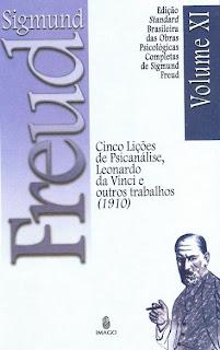 Cinco Lições de Psicanálise, Leonardo da Vince e Outros Trabalhos