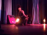 Lluvias Torrenciales, espectáculo de danza y poesía