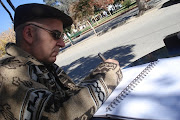 Poeta en Cafayate, Salta