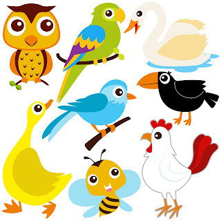 Free SVG | Funny Birds