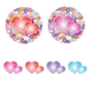 Free Printables Hearts ClipArts