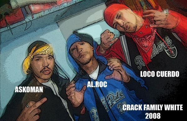 crack family loco cuerdo askoman rap