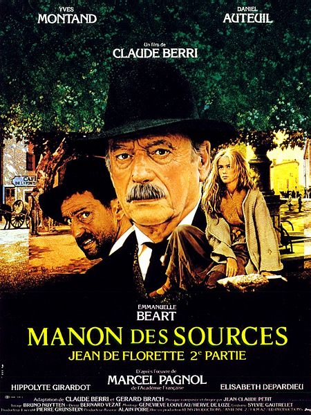 Nona's Pensieve: Movie Review: Manon des Sources