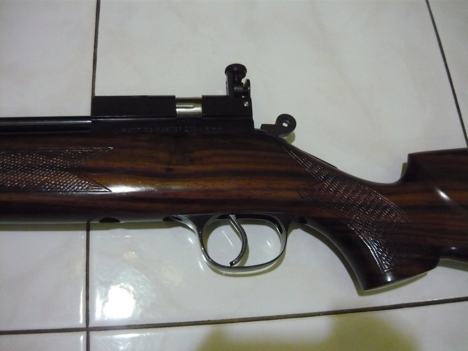 Laras Senapan Angin Barrel Air Rifle Pcp Jenis