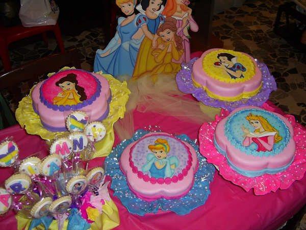 Tortas de cumpleaños de princesas Disney - Imagui