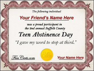 ... the Bush administration awards tax dollars to abstinence-only programs ...