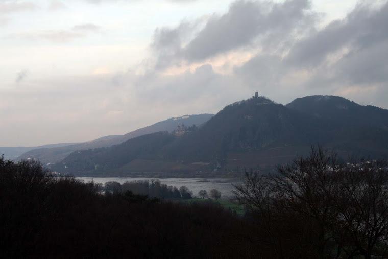 Landschaft Rolandsbogen