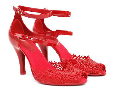 Melissa Shoes Treasure Heel,