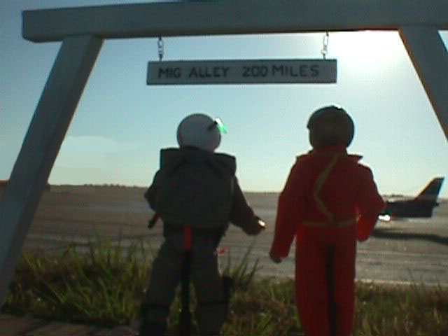 Mig Alley Archway