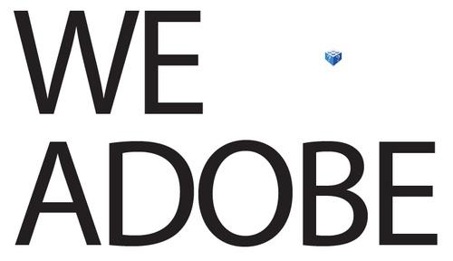 We <?> Adobe
