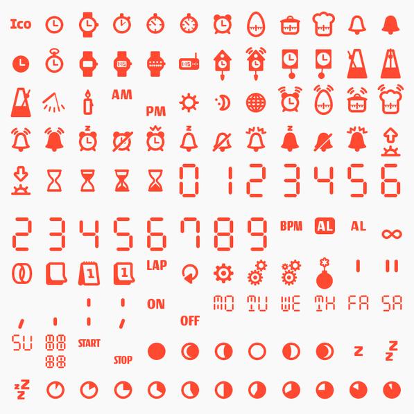 .: Ico Dingbat Fonts