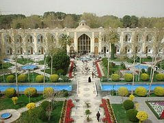 Hotel Abbas à Isfahan