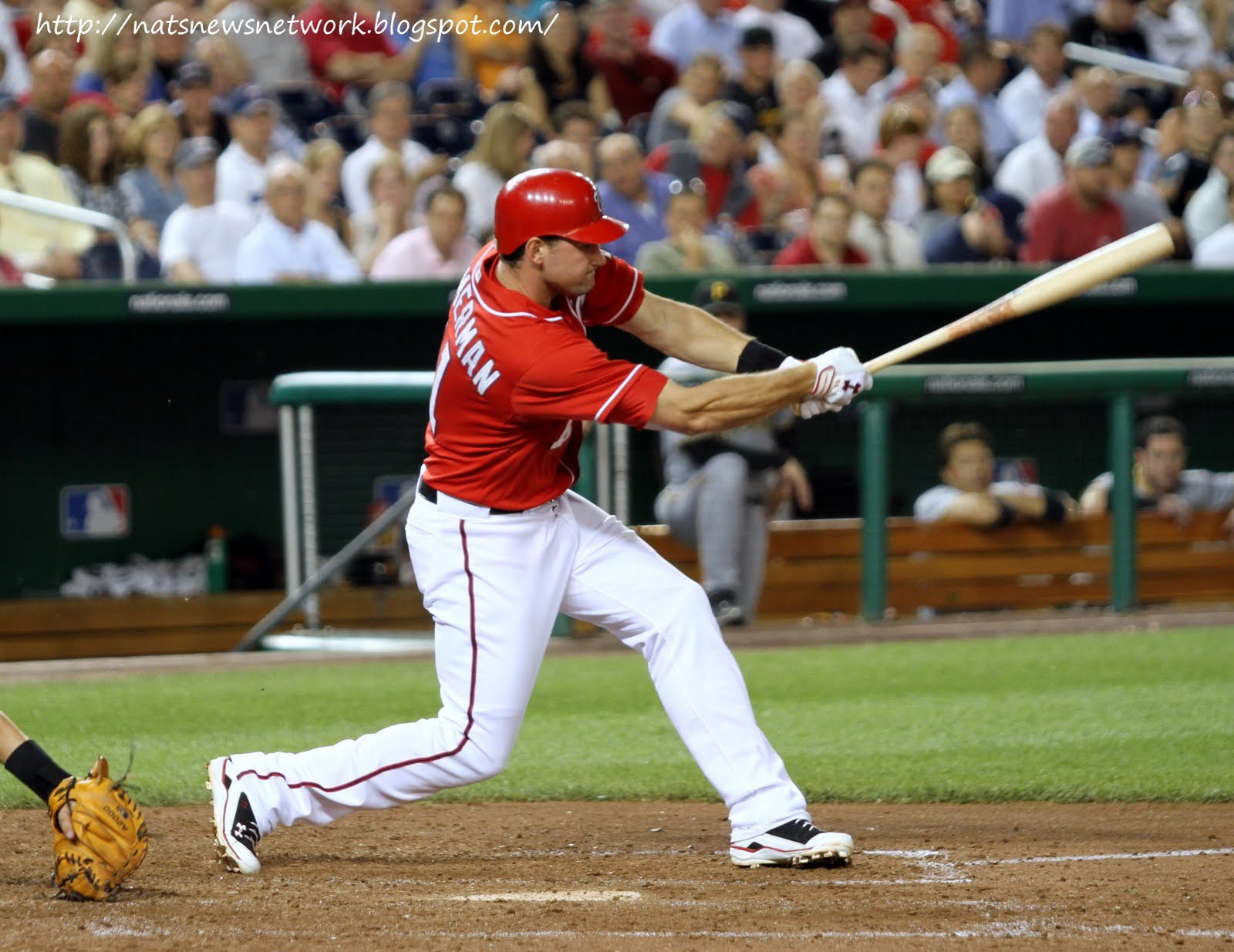 ... NETWORK: Off The Field: Vote RYAN ZIMMERMAN as All-Star Final Vote