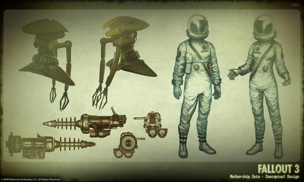 krispekreme fallout 3 concept art