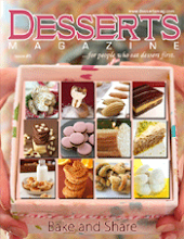 Indonesian Biscuit on Desserts Magazine