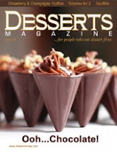My Recipe and Photos on Desserts Magazine