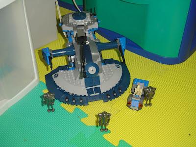 Star Wars Lego Fun 8018 Aat