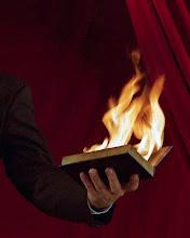 Prohibido quemar libros!
