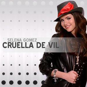 Selena Gomez Cruella  on Selena Gomez Cruella De Vil