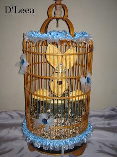 Sangkar Burung untuk Peningset – D'leea Collection