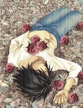 L en un mar de rosas