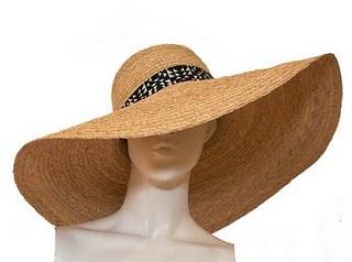 brette sandler summer hat